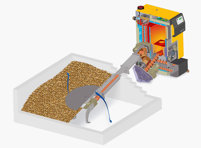 Biomass Heating System ~ Biomass heating fuel types boilers rhi